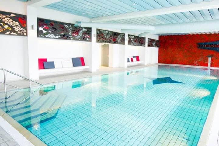 Boppard Hotel Pool