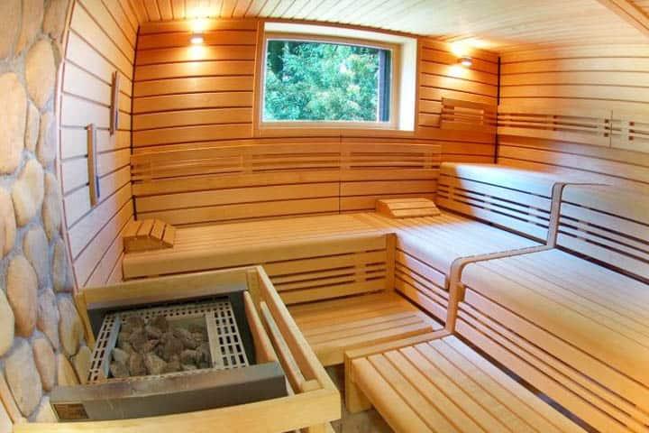 Hotel Heide Kröpke Sauna