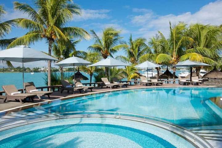 Mauritius Reise Pool