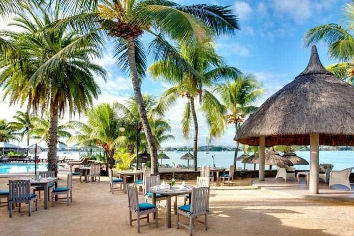 Mauritius Reise Hotelanlage
