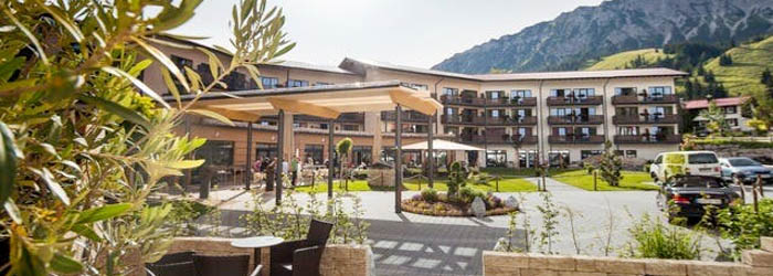 Panoramahotel Oberjoch Angebot