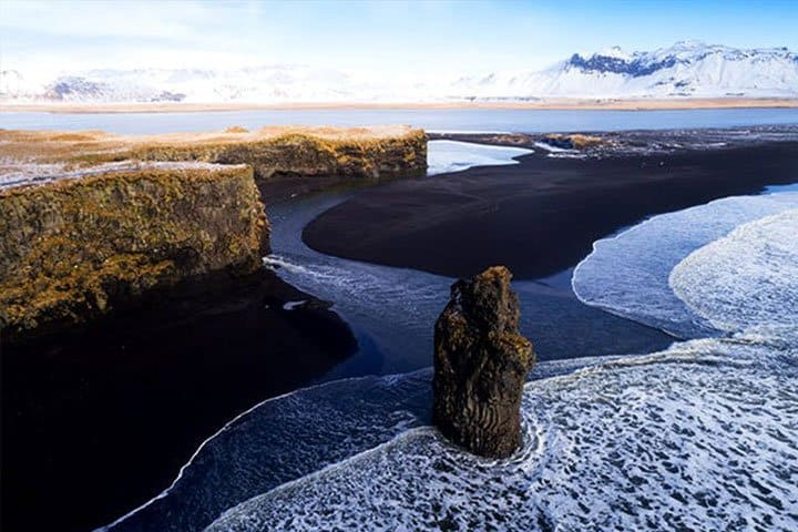 Reykjavik Städtereise Meer