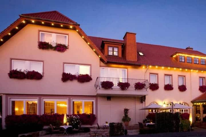 Waldkrug Delbrück Hotel