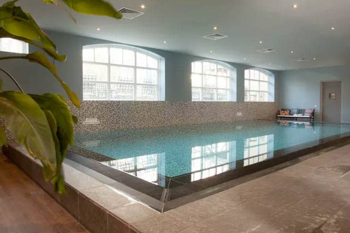 Grand Hotel ter Duin Pool