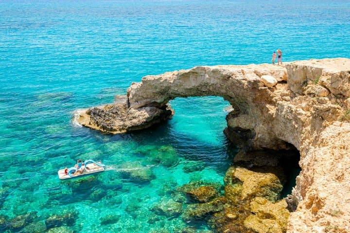 Zypern Rundreise Meer