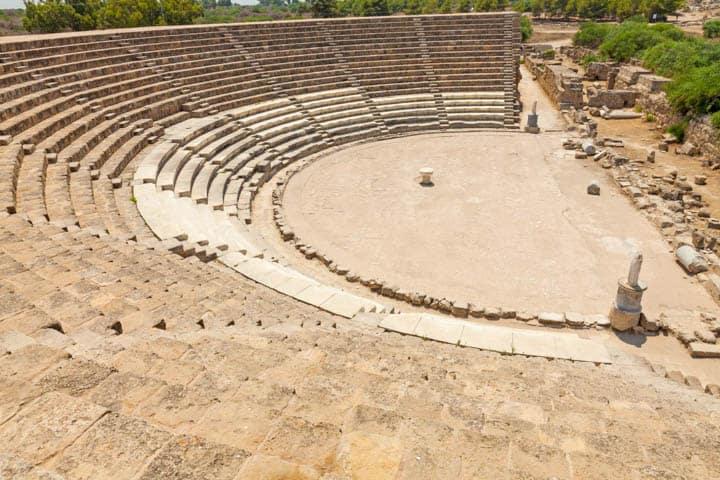 Zyoern Rundreise Amphitheater