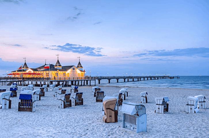 Ostseebad Sellin Hotel Strand