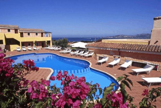 Sardinien Urlaub Hotel