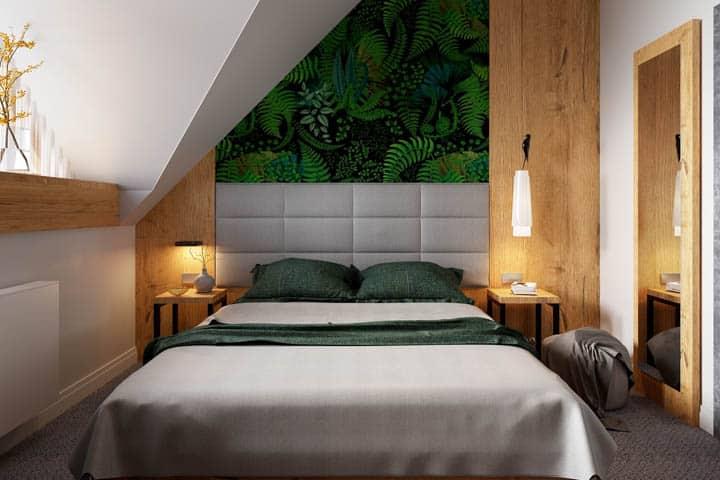 Hotel Brauerei Folga Zimmer