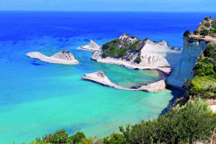 Mittelmeer Kreuzfahrt Meer