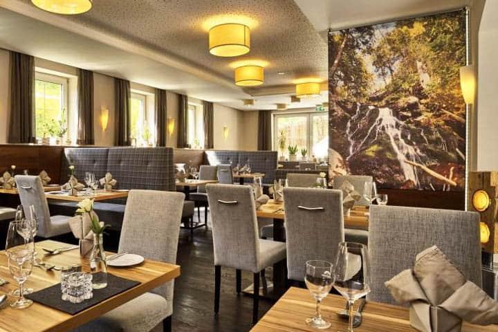 Grafenau Hotel Das Reiners Restaurant