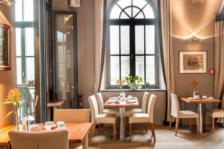 schlossgut gross schwansee restaurant