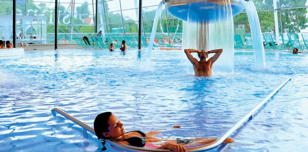 Bodensee Therme Innenpool