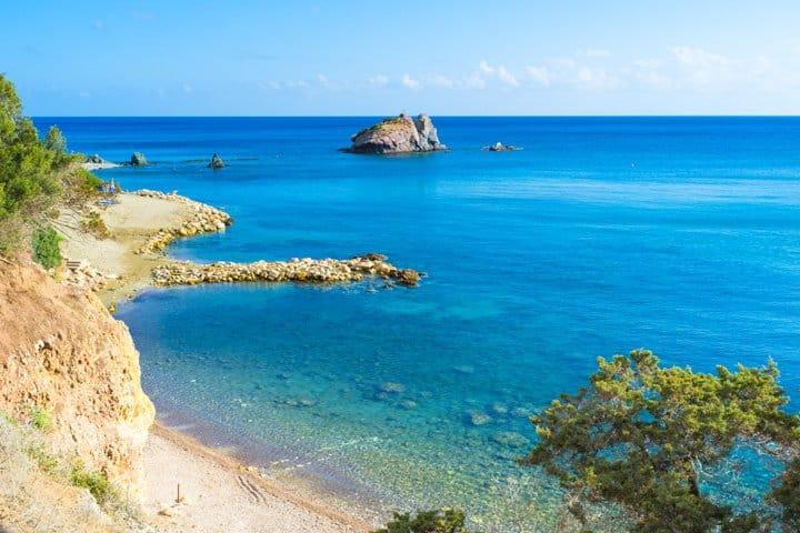 Zypern Urlaub Meer