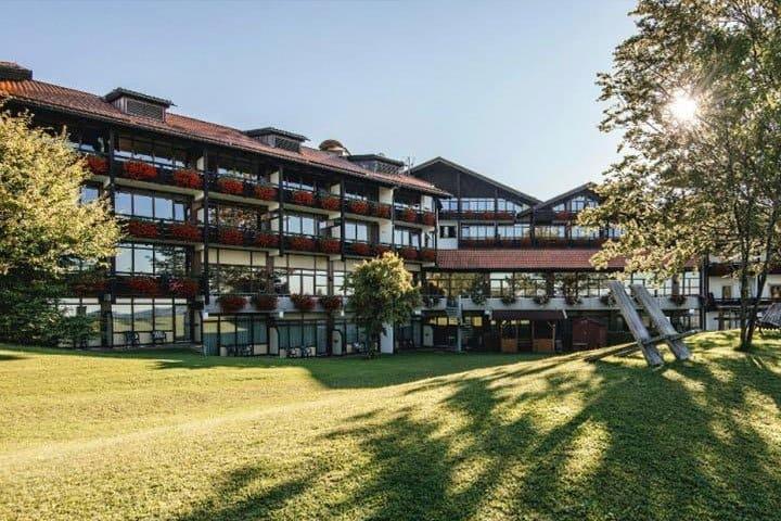 Hotel Schillingshof Anlage
