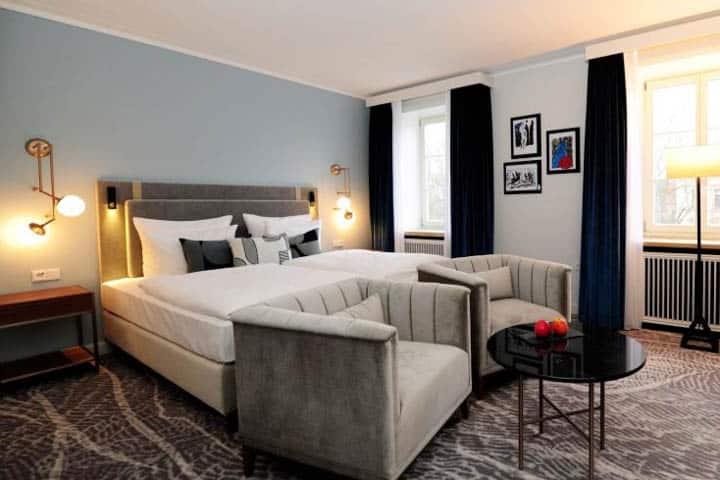 Weimar Hotel Zimmer