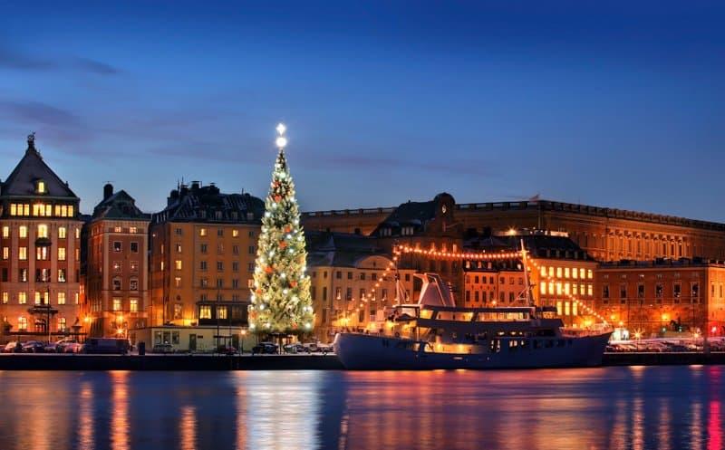 Weihnachtsmarkt Stockholm Angebot