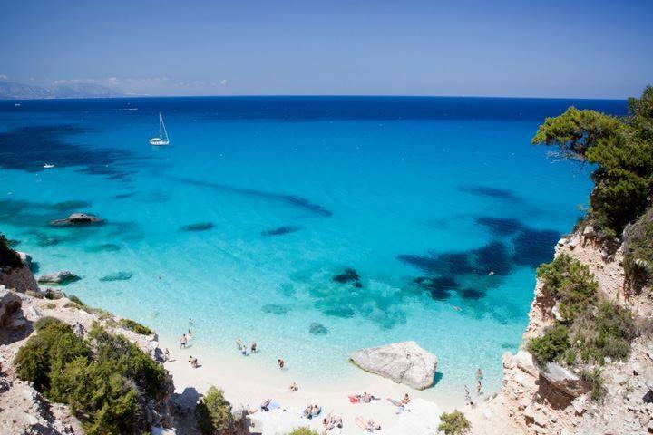 Hotel Sardinien Meer