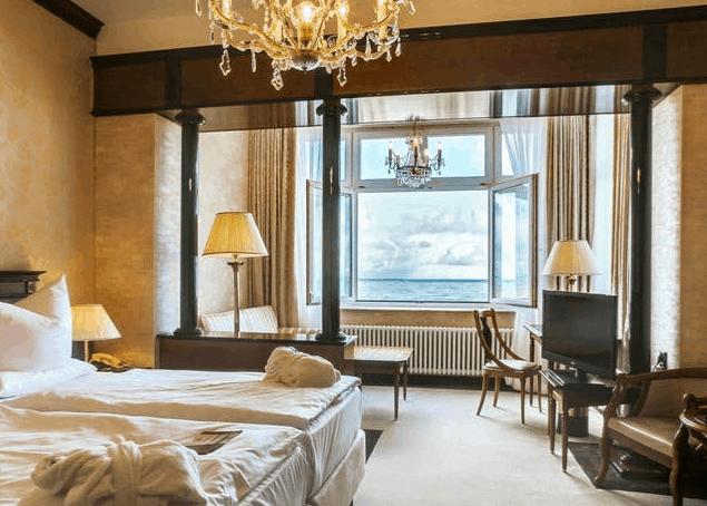 SEETELHOTEL Ahlbecker Hof Zimmer