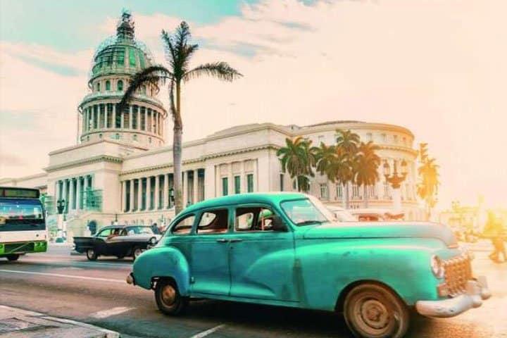 Kuba Rundreise Havanna