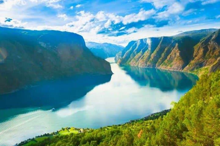 Norwegen Urlaub Fjorde