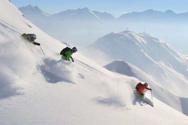 Skiurlaub am Arlberg Piste