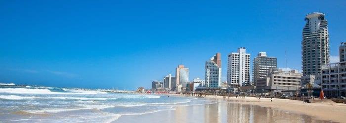 Tel Aviv Städtereise