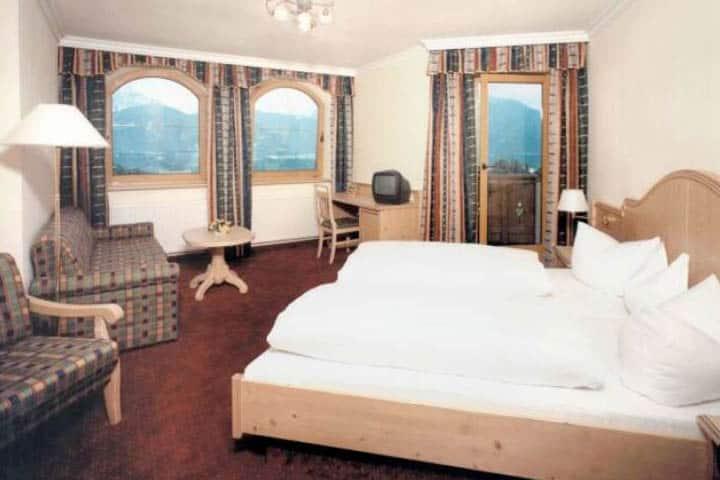 Hotel Jägerhof Tirol Zimmer