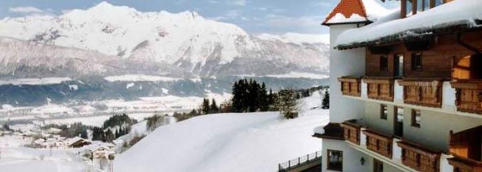 Hotel Jägerhof Tirol
