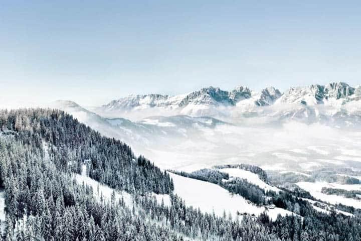 Hotel Schloss Lebenberg Kitzbühel Ski