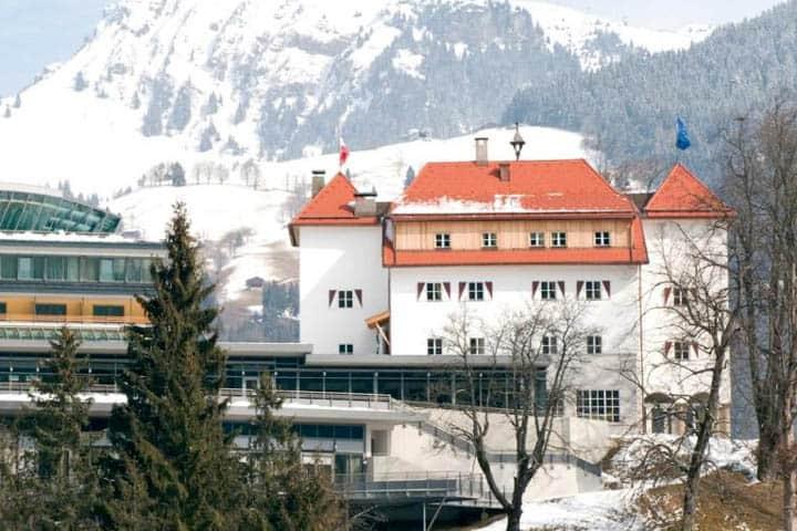 Hotel Schloss Lebenberg Kitzbühel Angebot