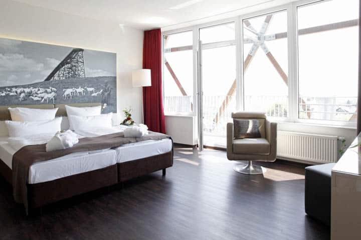 Oversum Vital Resort Winterberg Zimmer