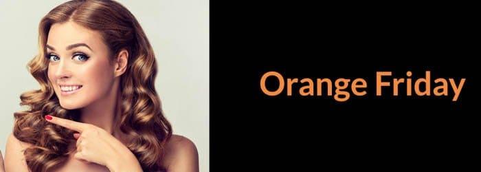 Animod Orange Friday