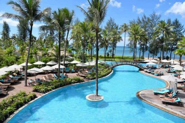 The Haven Khao Lak Pool