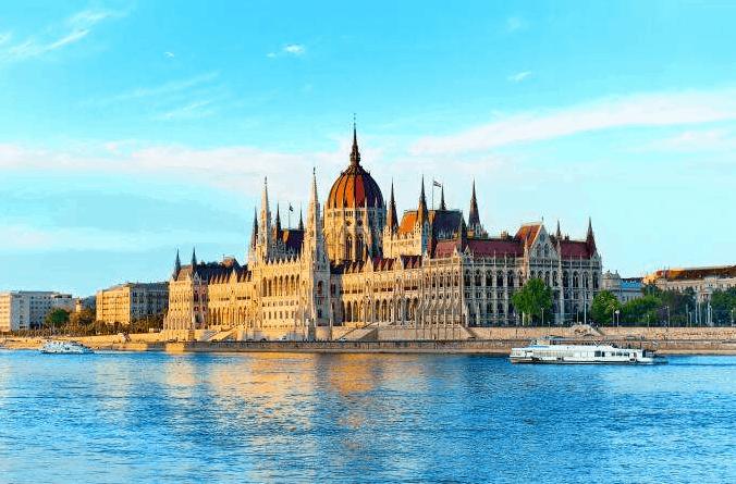 Donauschifffahrt Budapest
