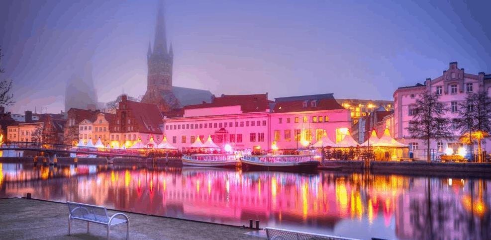 Hotel Vier Jahreszeiten Lübeck Stadt