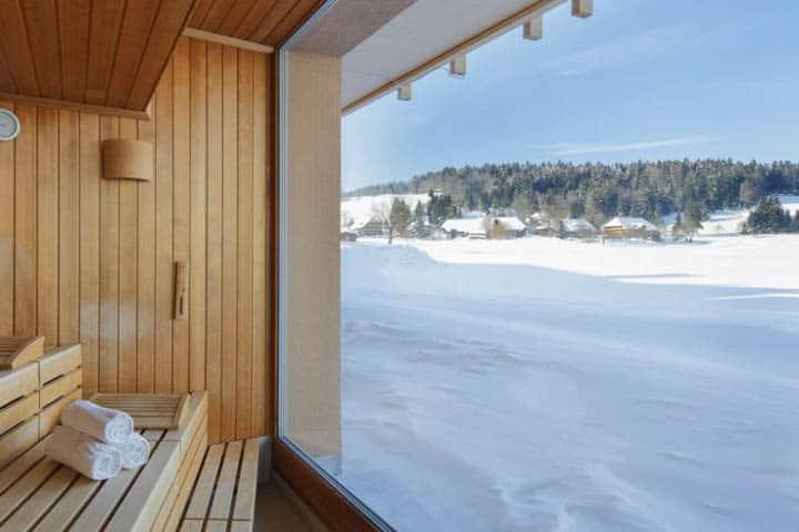 Wellnesshotel Schwarzwald Sauna
