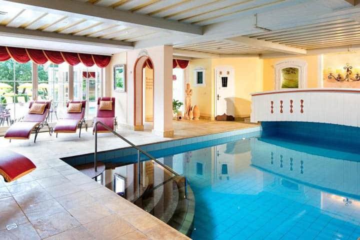 Zillertal Skiurlaub Pool