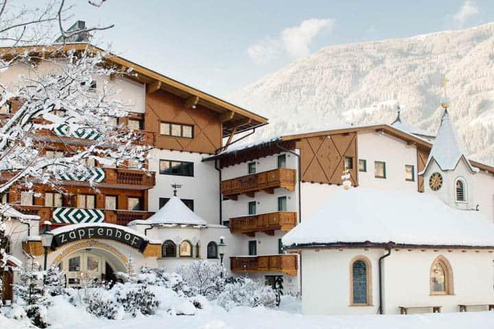 Zillertal Skiurlaub Hotel