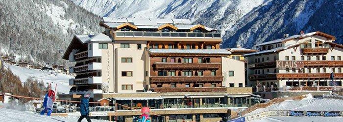 Sölden Hotel – Alpengasthof