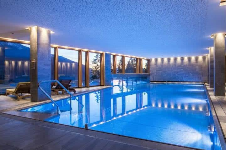 Nidum Hotel Pool