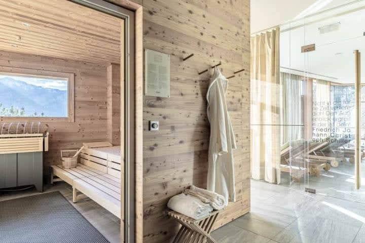 Nidum Hotel Sauna