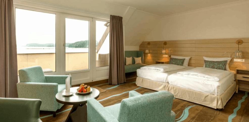 Hotel der Seehof Ratzeburg