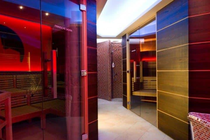 Hotel Steinernes Schweinchen Kassel Sauna