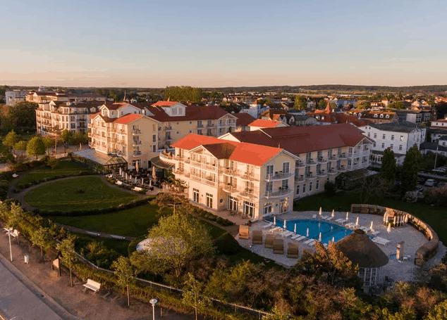 Kühlungsborn Hotel Anlage