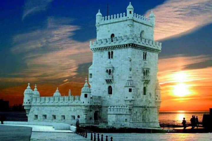 Portugal Rundreise Turm