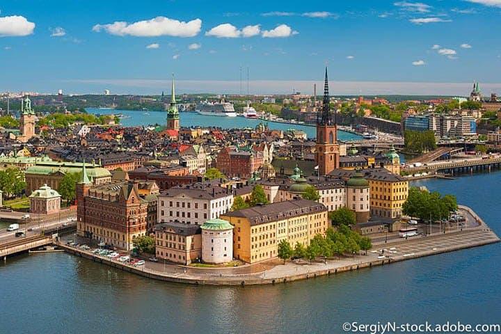 Schweden Rundreise Angebot