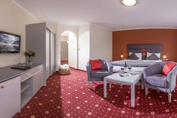 Sonnalp Hotel Zimmer