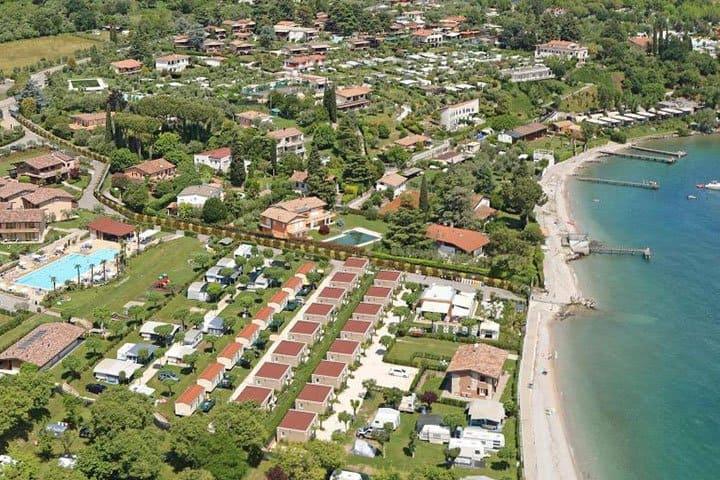 Manerba del Garda Hotel Anlage