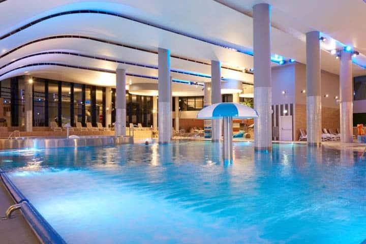 Swinemünde Hotel Pool